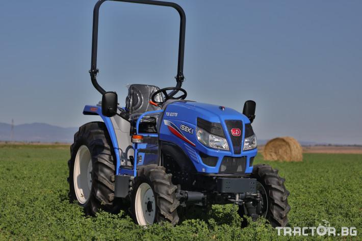 Трактори Iseki TG 6375 20 - Трактор БГ