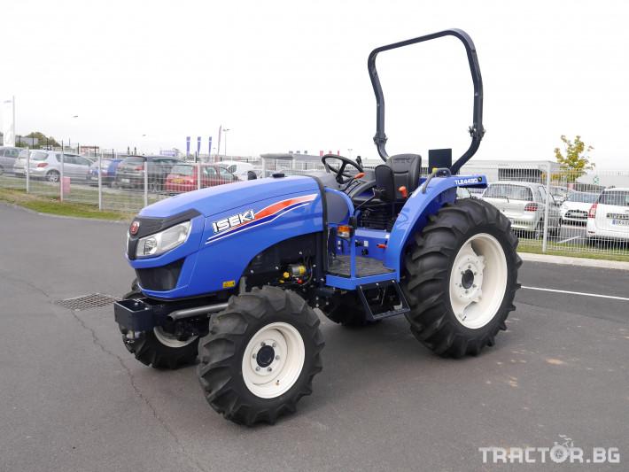Трактори Iseki TLE4490 4 - Трактор БГ