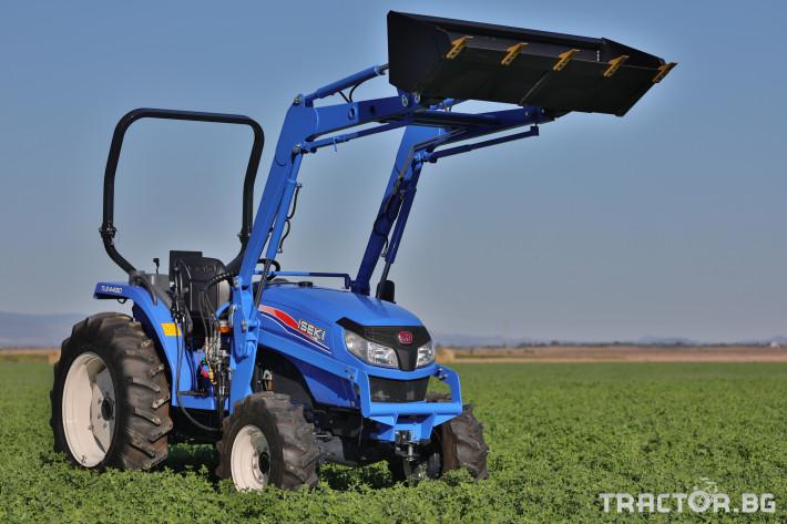 Трактори Iseki TLE4490 1 - Трактор БГ