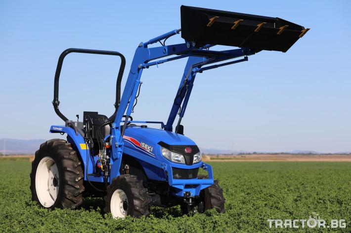 Трактори Iseki TLE4490 2 - Трактор БГ