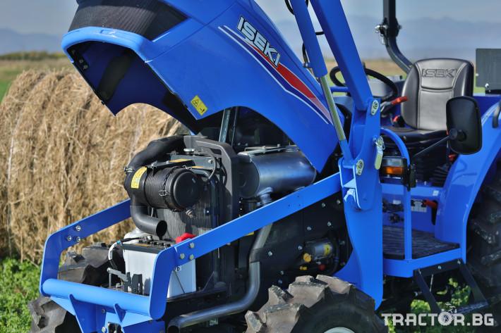 Трактори Iseki TLE4490 5 - Трактор БГ