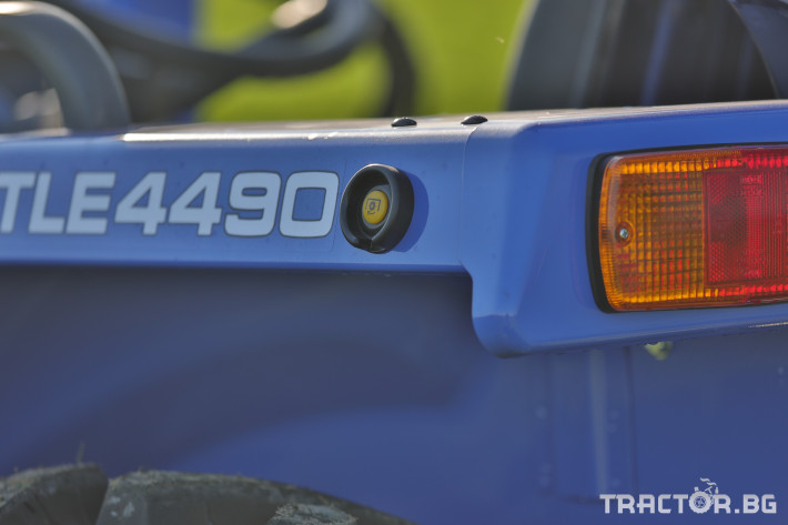 Трактори Iseki TLE4490 8 - Трактор БГ
