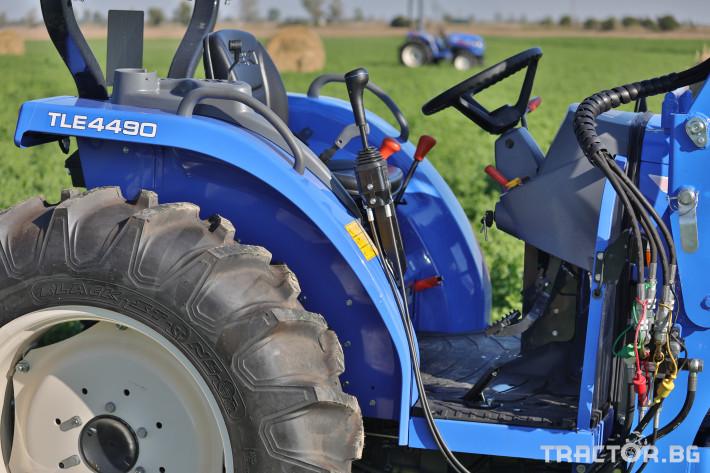 Трактори Iseki TLE4490 13 - Трактор БГ