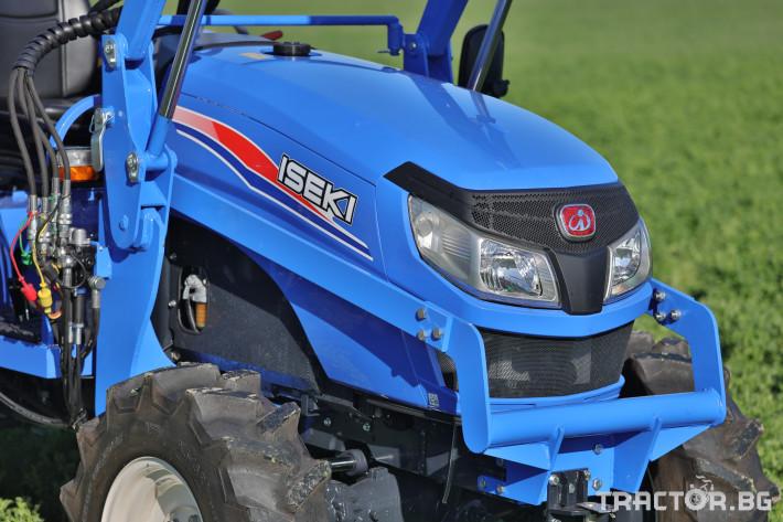 Трактори Iseki TLE4490 15 - Трактор БГ