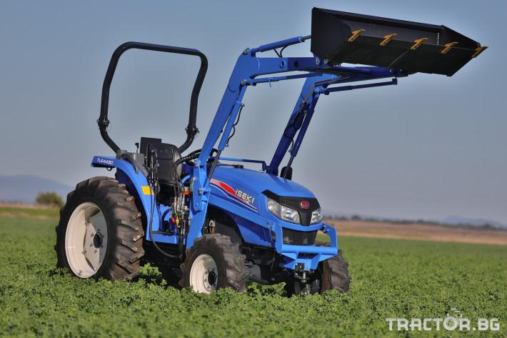 Трактори Iseki TLE4490 16 - Трактор БГ
