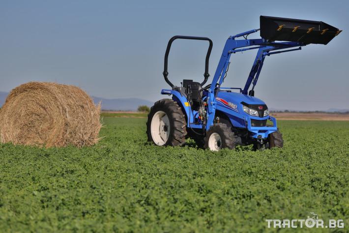 Трактори Iseki TLE4490 17 - Трактор БГ