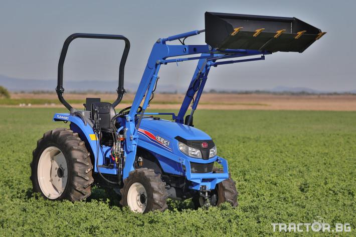 Трактори Iseki TLE4490 0 - Трактор БГ