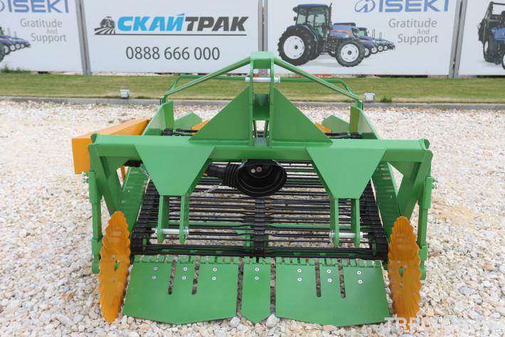 Машини за зеленчуци КАРТОФОВАДАЧ ДВУРЕДОВ 1 - Трактор БГ