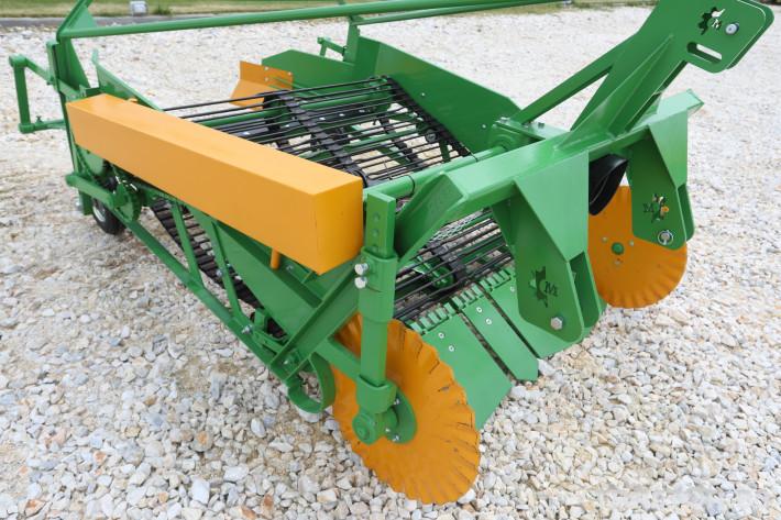 Машини за зеленчуци КАРТОФОВАДАЧ ДВУРЕДОВ 2 - Трактор БГ