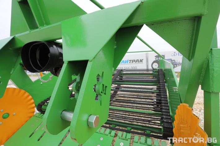 Машини за зеленчуци КАРТОФОВАДАЧ ДВУРЕДОВ 5 - Трактор БГ