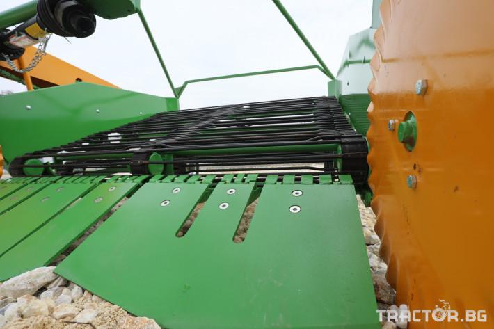 Машини за зеленчуци КАРТОФОВАДАЧ ДВУРЕДОВ 6 - Трактор БГ