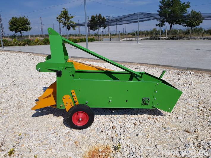 Машини за зеленчуци КАРТОФОВАДАЧ ЛЕНТОВ MOHORIDIS ЕДНОРЕДОВ 1 - Трактор БГ