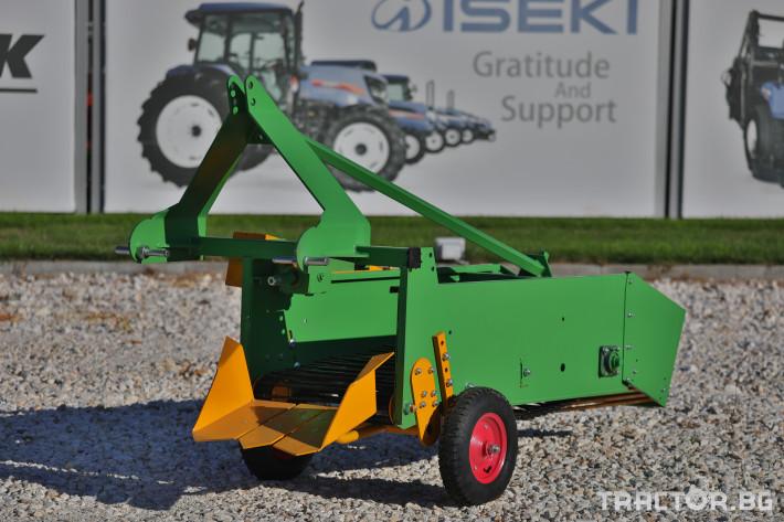 Машини за зеленчуци КАРТОФОВАДАЧ ЛЕНТОВ MOHORIDIS ЕДНОРЕДОВ 6 - Трактор БГ