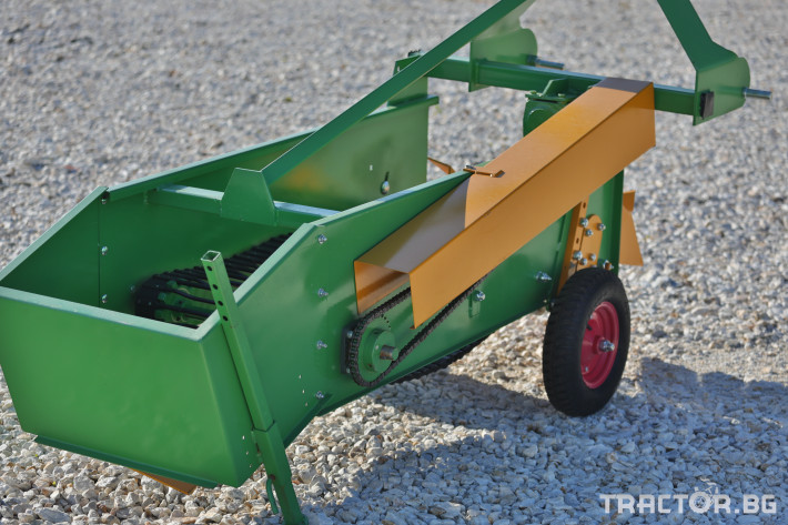 Машини за зеленчуци КАРТОФОВАДАЧ ЛЕНТОВ MOHORIDIS ЕДНОРЕДОВ 11 - Трактор БГ
