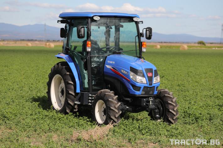 Трактори Iseki TG6675 0 - Трактор БГ