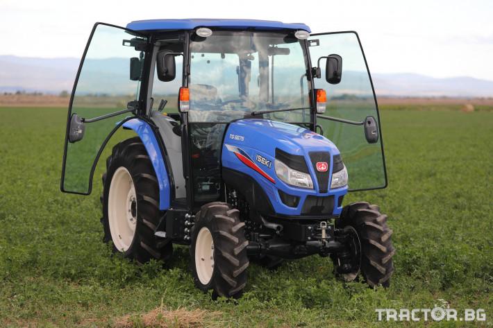Трактори Iseki TG6675 1 - Трактор БГ