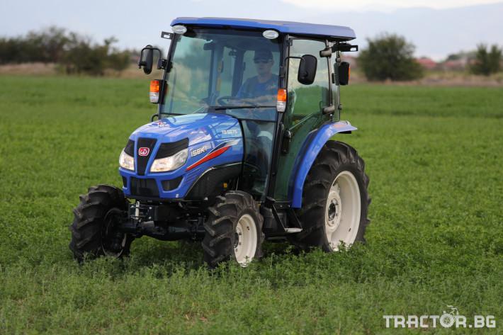 Трактори Iseki TG6675 3 - Трактор БГ