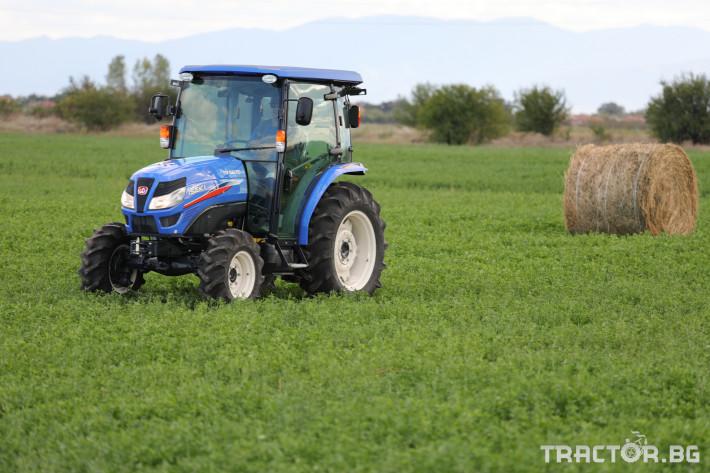 Трактори Iseki TG6675 4 - Трактор БГ
