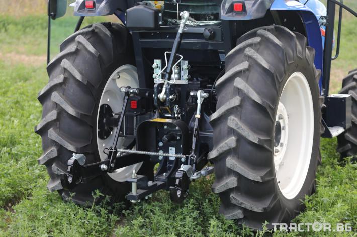 Трактори Iseki TG6675 8 - Трактор БГ